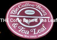 """写真6枚で観る、ホーチミンのオススメ、カフェ♪""""THE Coffe Bean & Tea Leaf""""まとめ"""